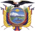 The Republic of Ecuador [logo]